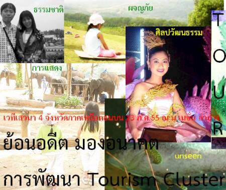 lampang : tourism cluster