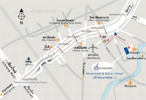 dhanabadee museum map