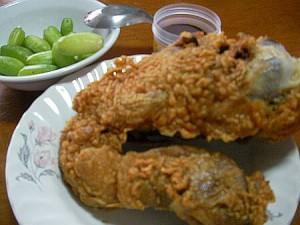 ไก่ทอดลำปาง