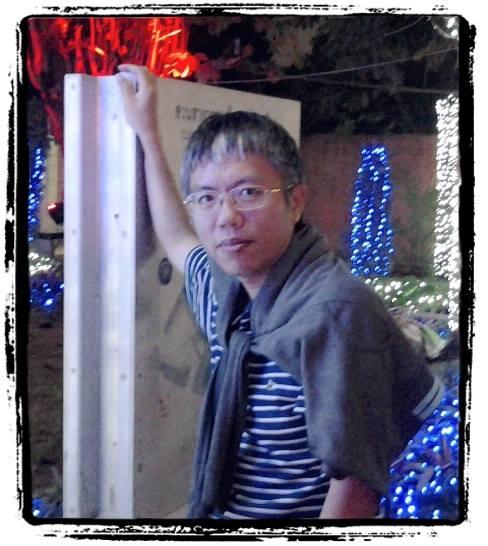 Lampang starry night 2558